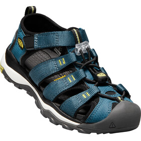 Keen Newport Neo H2 Sandals Kids Legion Blue/Moss